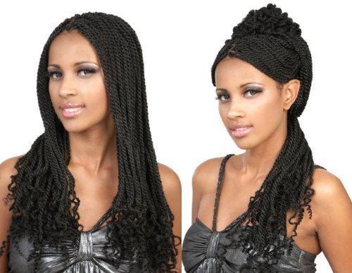 Afro Marley Braid(kanekalon) Color 2(Darkest Brown) by Motown - Mall Marley