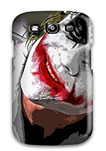 David Dietrich Jordan's Shop Special JeremyRussellVargas Skin Case Cover For Galaxy S3, Popular The Joker Phone Case 5550109K87143524