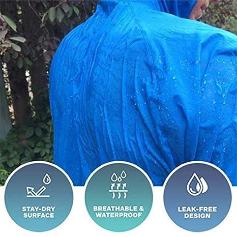 Respirable Coupe Vent Imperm/éable pour Femmes Hommes yangGradel Ultra L/éger /Étanche /à la Pluie Veste Coupe-Vent