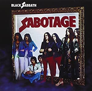 Black Sabbath Sabotage Amazon Com Music