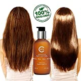 CSCS Pure Organic Moroccan Argan Oil for Hair and