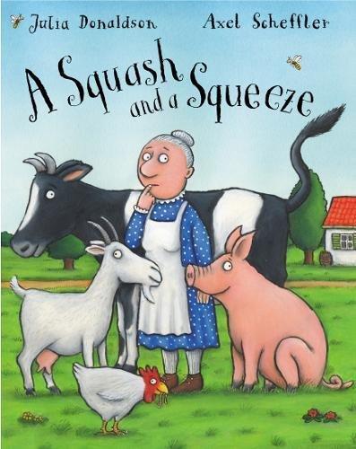 A Squash and A Squeeze: 2: Amazon.co.uk: Julia Donaldson, Axel Scheffler:  Books