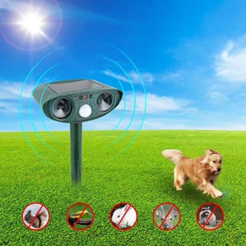 HomeyNeeds Waterproof Animal Outdoor Repeller Pest Control
