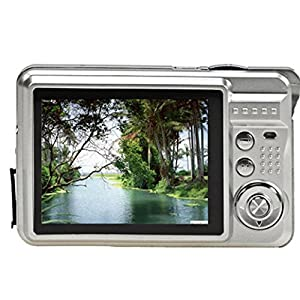 Lary intel 18 Mega Pixels CMOS 2.7 inch TFT LCD Screen HD 720P Digital Camera Record in 1280x720 HD Video Resolution