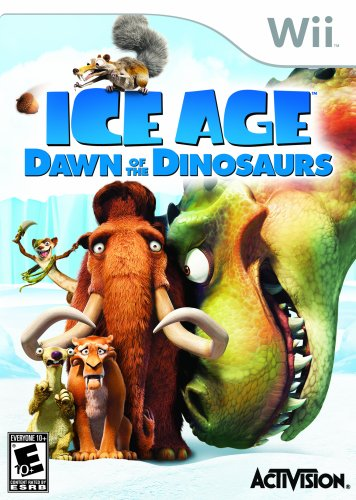 (Ice Age: Dawn of the Dinosaurs - Nintendo Wii)