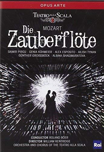 Blu-ray : Bruno Casoni - Die Zauberflote (Blu-ray)