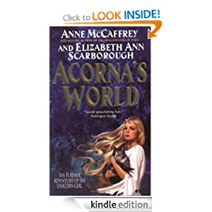 Acorna's World Anne Mccaffrey and Elizabeth A. Scarborough