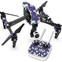 Skin For DJI Inspire 1 Quadcopter Drone – Unicorn Dream | MightySkins Protective, Durable, and Unique Vinyl Decal wrap cover | Easy To Apply, Remove, and Change Styles | Made in the USA