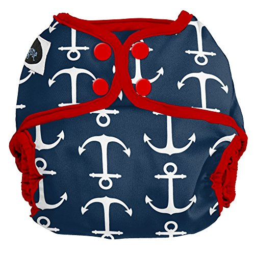 Imagine Baby Products Snap Diaper Cover, Overboard from Imagine Baby Products