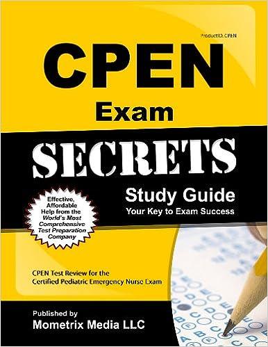 Amazon.com: CPEN Exam Secrets Study Guide: CPEN Test Review ...