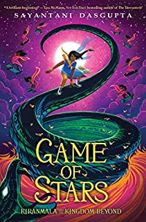 Book Cover: Game of Stars