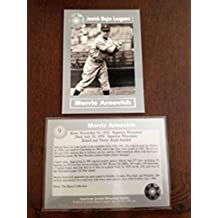 2003 Jewish Major Leaguers Silver 9 Morrie Arnovich Philadelphia Phillies