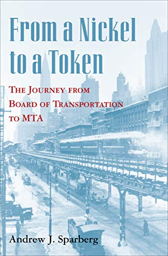 From a Nickel to a Token: The Journey from Board of Transportation to MTA (Subway Token Nyc)