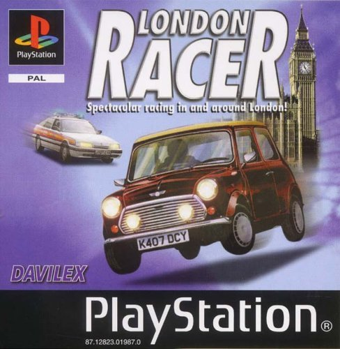 Image result for playstation 1 game london racer