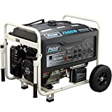 7500 watt propane generator - Pulsar PG7500 7500W Peak 6000W Rated Portable Gas-Powered Generator with Electric Start