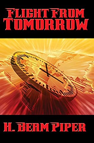 book cover of Flight from Tomorrow