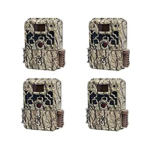 Browning (4) STRIKE FORCE HD Sub Micro Trail Cameras (10MP)