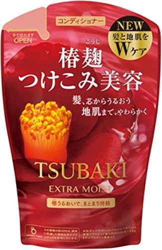 TSUBAKI Shiseido Extra Moist Conditioner Refill by Tsubaki (Image #2)