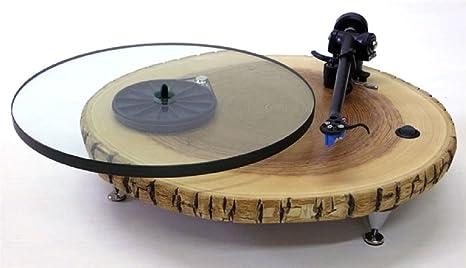 Amazon.com: Tocadiscos audiowood