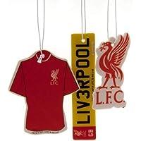 Liverpool FC 3 Pack Air Freshener