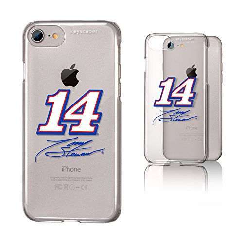 (Keyscaper Tony Stewart Clear Case for the iPhone 6/6S/7/8 NASCAR)