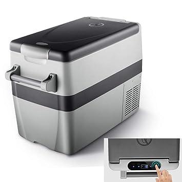 Refrigerador de autos con caja fría, nevera portátil eléctrica de ...