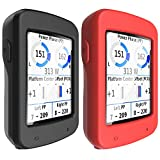 TUSITA Case for Garmin Edge Explore 820 – Silicone Protective Cover – GPS Bike Computer Accessories