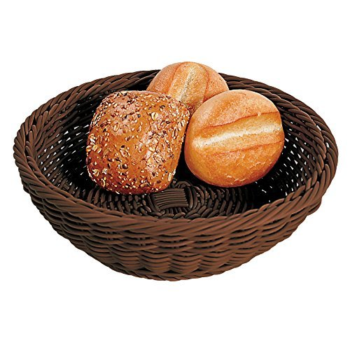 Kesper 19820 Fruit/Bread round Basket, 11.22