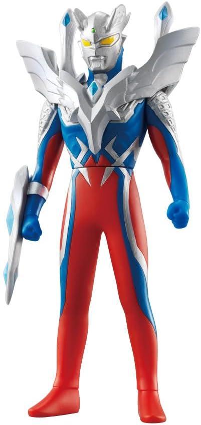 New BANDAI Ultra Hero Series EX Ultraman Zero Ultimate ZeroJapan Import