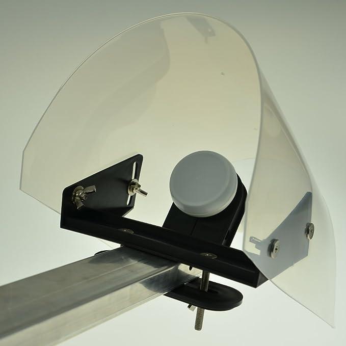 NA-Digital Cubierta protectora contra la intemperie para LNB en caso de lluvia, nieve, granizo y hielo