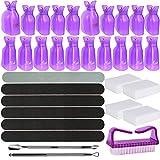 Nail Polish Gel Remover Tools Kit 20pcs