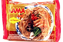 Mama Instant Rice Vermicelli (Duck Flavor) - 1.93oz (Pack of 15)