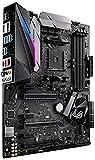 ASUS ROG Strix X370-F GAMING AMD Ryzen AM4 DDR4 HDMI DisplayPort M.2 ATX X370 Motherboard with USB...