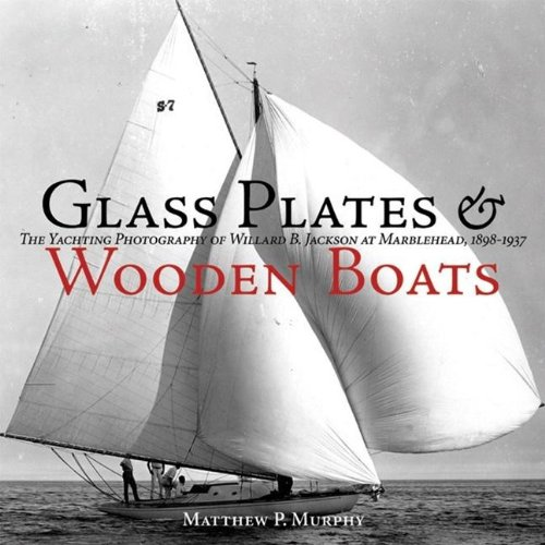 Glass Plates and Wooden Boats - Photography Plate Glass