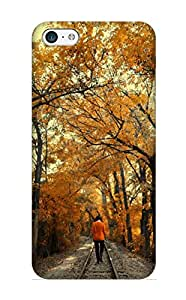 Elizabethshelly Protection Case For Iphone 5c / Case Cover For Christmas Day Gift(armenia Yerevan Railway Park Hayk Barseghyans)