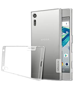 Nillkin Cell Phone Case for Sony Xperia XZ - White