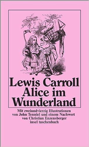 Alice Wunderland (insel taschenbuch)
