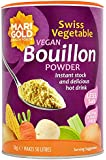 Marigold Vegan Bouillon Powder, Less Salt 1 Kg