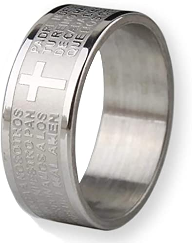 Details about  /Stainless Steel Dad Ring