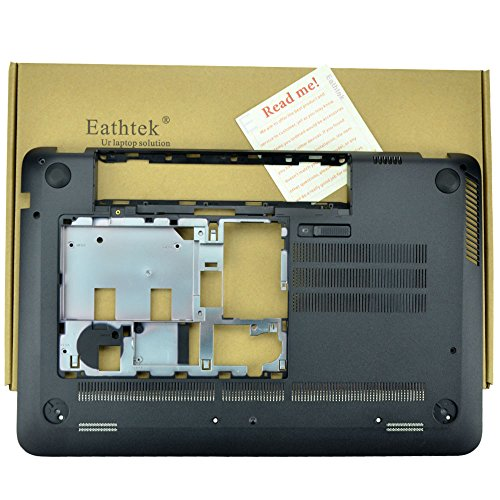 Eathtek Replacement Laptop Bottom Case Base Cover for HP Envy 15-J 15J 15-J000 15-J100 series, Compatible with part# 720534-001 (Bottom Case Hp)