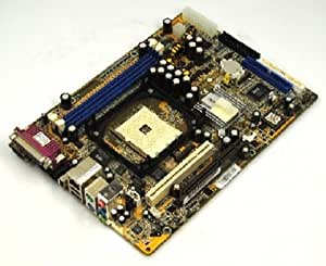 Shuttle fn85 placa base AMD Socket 754 FireWire IEEE1394 1394 AGP PCI 2 x IDE USB Bulk