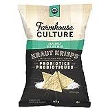 Farmhouse Culture Sea Salt Kraut Krisps, 142g