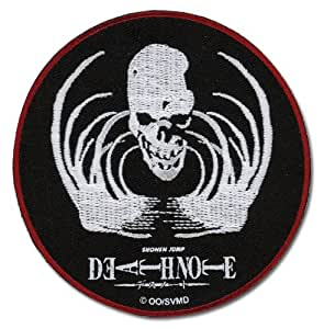 Amazon.com: Death Note: Skull and Bones Patch