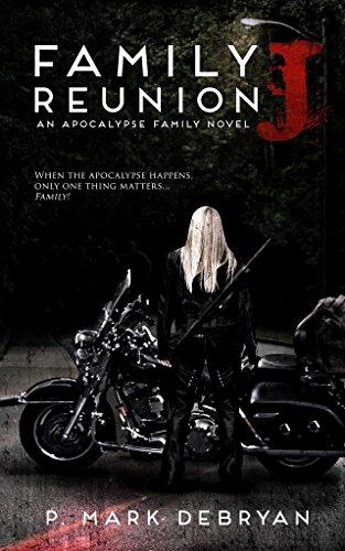 """J"": Family Reunion II (An Apocalypse Family Novel Book 2) by [DeBryan, P. Mark]"