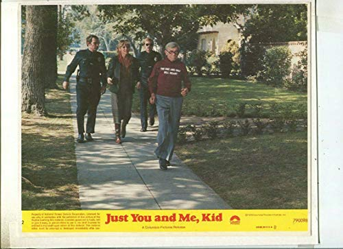 Just You And Me,Kid - George Burns 1979 movie press photo -