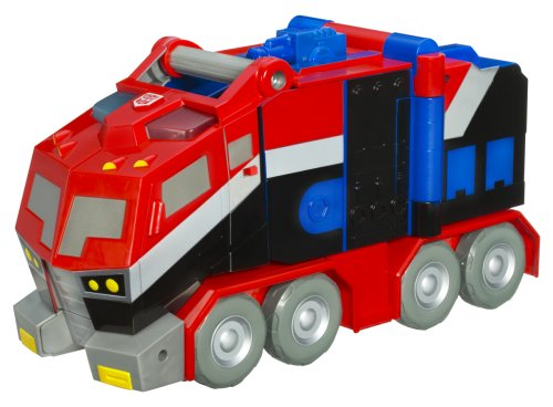 Transformers Animated Optimus Prime Battle Blaster - Transformers Optimus Prime Gun