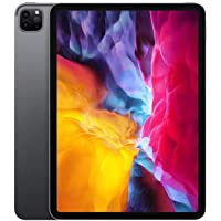 Apple 12.9-inch iPad Pro Wi‑Fi + Cellular 128GB - Space Grey, MY3C2TU/A, 4. nesil, 2020
