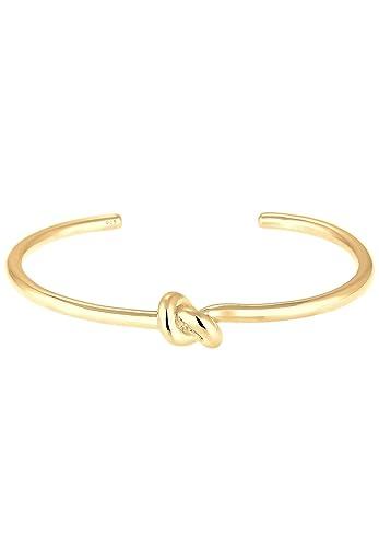 Elli Damen Armband Armreif Knoten Blogger Trend in 925 Sterling Silber 5a5bd7beac