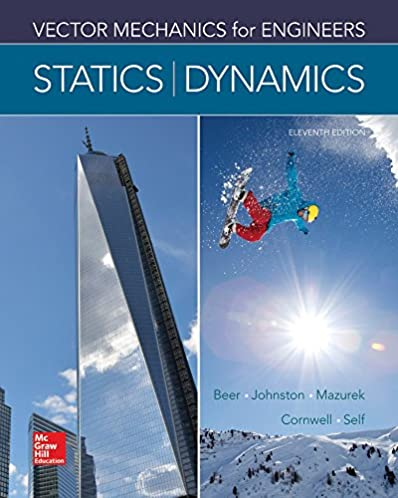 amazon com vector mechanics for engineers statics and dynamics rh amazon com