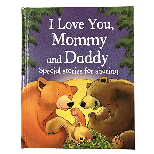 Little Bear loves adventures and trying new things but sometimes needs a helping hand. Find out how Mommy and Daddy Bear come to the rescue in these two special stories, I Love You, Mommy and I Love You, Daddy. These lovely stories are written by Jil...
